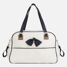 Mayoral Off White & Navy Maternity/Changing Bag - 19684