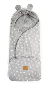 Crown Car Seat Blanket