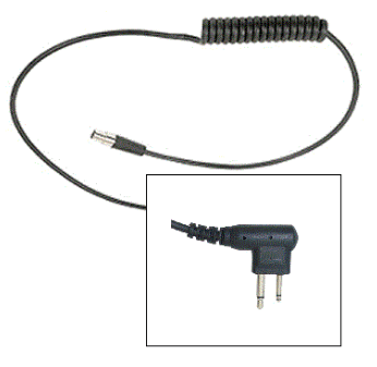 3M Peltor FLX2 Cable for GP300-DP1400