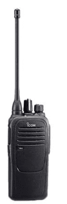 Icom IC-F2000 two way radio