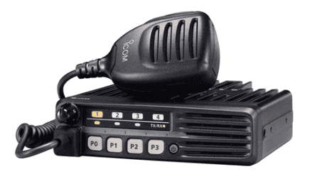Icom IC-F6012 two way radio
