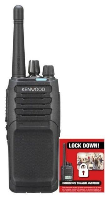 Kenwood NX1200DE3/1300DE3 PCO16 two way radio