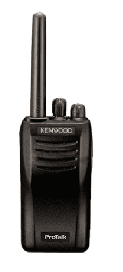 Kenwood TK3501 Protalk two way radio