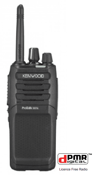 Kenwood TK3701D Protalk two way radio