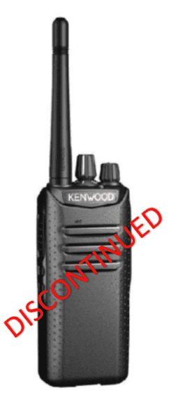 Kenwood TKD240/TKD340 two way radio