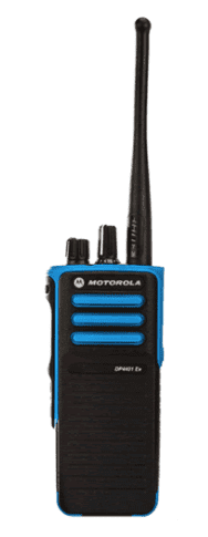 Motorola DP4401EX ATEX two way radio