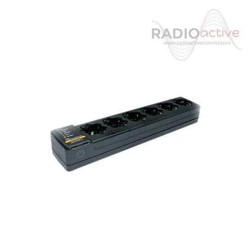 Motorola PMLN7162 SL1600 6-Way Rack Charger