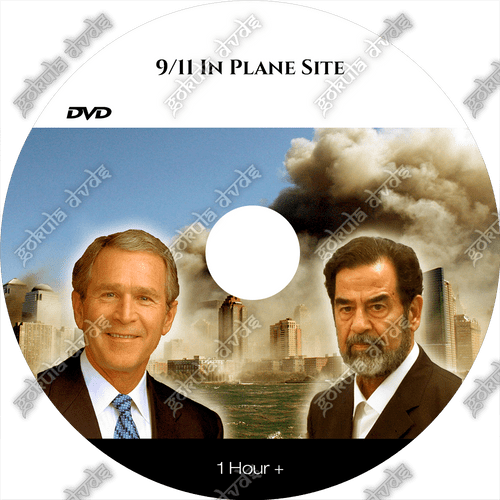 9/11 In Plane Site [DVD - 1h+]