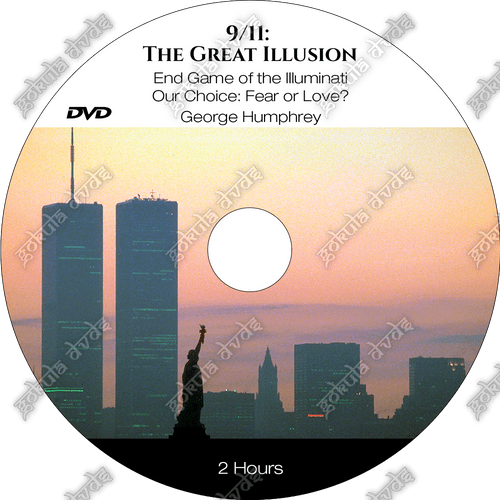 9/11 The Great Illusion [DVD - 2h]