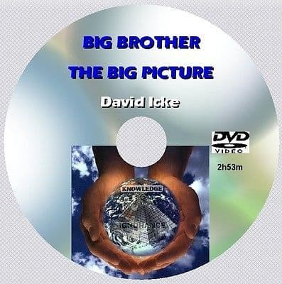BIG BROTHER THE BIG PICTURE - David Icke [DVD - 2h53m]