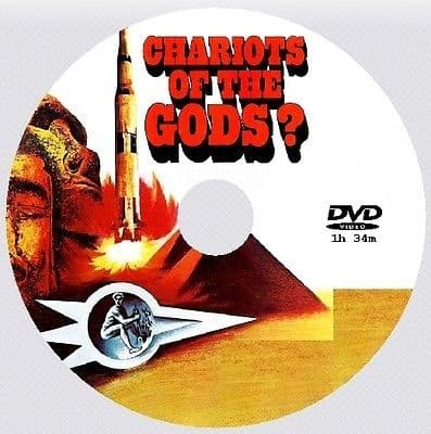 CHARIOTS OF THE GODS ? [DVD - 1h34m]