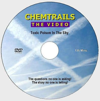 Chemtrails - Toxic Poison In The Sky [DVD - 2h]