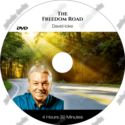 Freedom Road - David Icke. [DVD - 4h 30m]