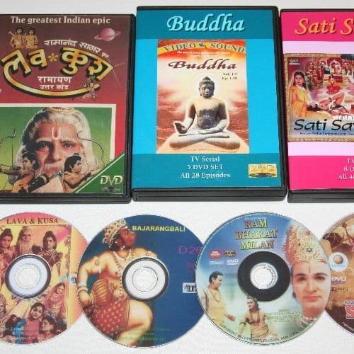 Indian Classic DVDs
