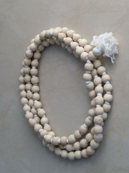 Japa Beads - Neem. [Medium Size - 10mm]