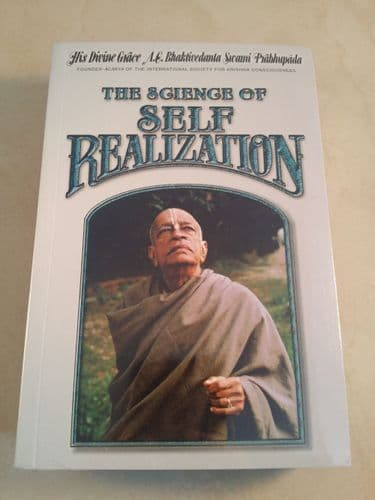 Science of Self Realization [1978 (first) edition]
