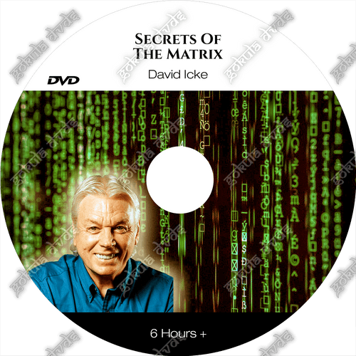 Secrets of the Matrix - David Icke. [DVD - 6h+]