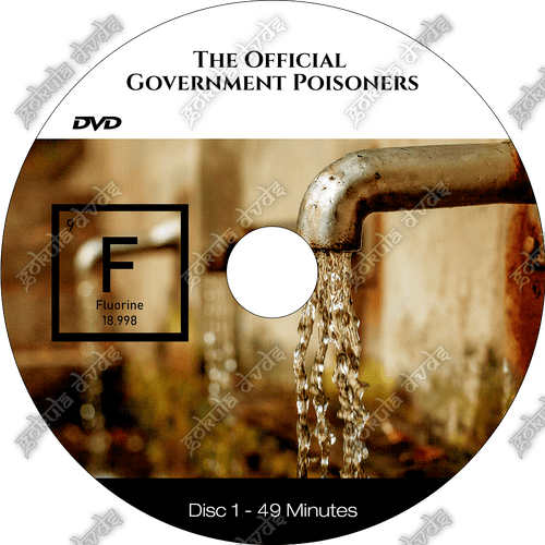 The Official Government Poisoners   [2 DVDs - 49m / 1h 25m]