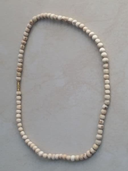 Tulsi Neck Beads [Large Size 3mm - One loop around the neck]