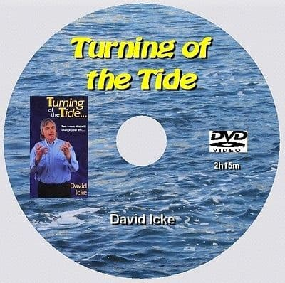 Turning of the Tide - David Icke. [DVD - 2h15m]