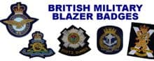 Blazer Badges (all available units)