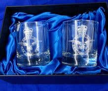 RAF - Whisky Glass Set