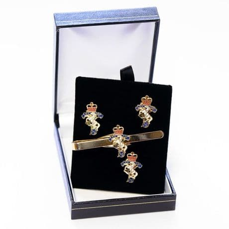REME - Cufflinks, Tie Slide or Boxed Set from