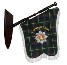 Royal Scots - Pipe Banner