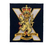 SCOTS Blazer Badge (Wired)