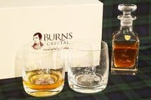 Scots DG Whisky Glasses from