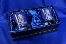 SCOTS - Whisky Glass Set