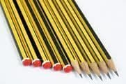 12 x STAEDTLER NORIS NORRIS PENCILS BOXED H Grade