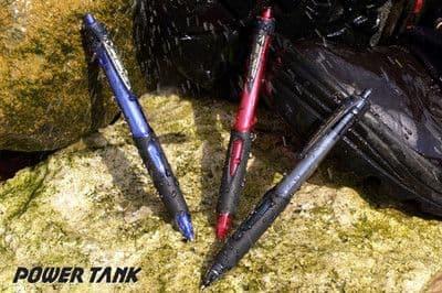12 x UNI-BALL POWER TANK OUTDOOR PEN SN-220 by Colour or Mixed Set