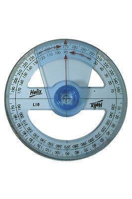 HELIX 360 DEGREE ANGLE MEASURE SCHOOL MATHS