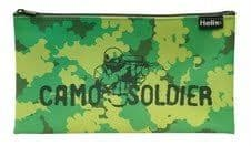 "PENCIL CASE CAMO SOLDIER ""GREEN CAMOUFLAGE"" by MAPED"
