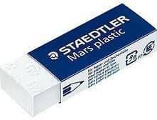 """STAEDTLER MARS PLASTIC RUBBER ERASER """"Pack of 3"""""""