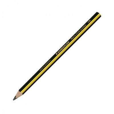 STAEDTLER NORIS NORRIS JUMBO LEARNER'S PENCILS HB 119 [Pack of 12]