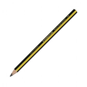 STAEDTLER NORIS NORRIS JUMBO LEARNER'S PENCILS HB 119 [Pack of 12]