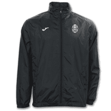 Albion Star FC Joma Alaska II Rainjacket Black Adults 2020