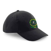 Ballymena Shamrock Celtic Supporters Club Cap- Black 2018