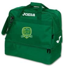 Glaston FC Joma Training III Holdall Small Green 2020