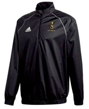 Instonians Rugby Club Adidas Core 18 Windbreaker Black/White Adults 2019