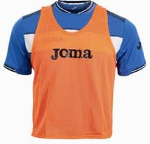Joma Training Bib Orange - 10 Pack