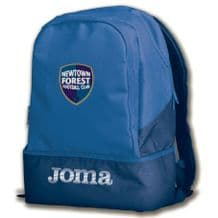 Newtown Forest FC Joma Estadio III Backpack Royal 2019