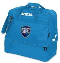 Newtown Forest FC Joma Training III Holdall Small Royal Blue 2019