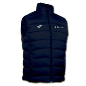 Queens Basketball Urban IV Vest Navy Youth