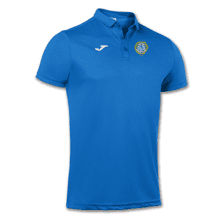 Willowfield Harriers Joma Combi Hobby S/S Polo Royal Blue Youth