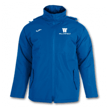 Willowfield Harriers Trivor Anorak Royal Youth