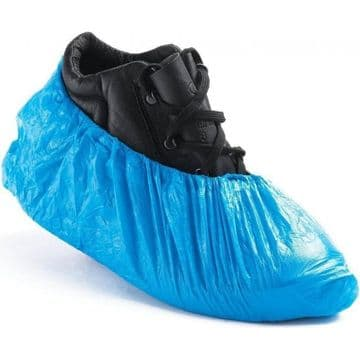 """Blue Overshoes – 16"""" / 41cm Pack of 100"""
