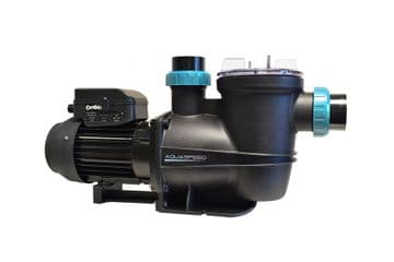 Certikin Aquaspeed Pump - 0.5HP (0.25kW) Single Phase